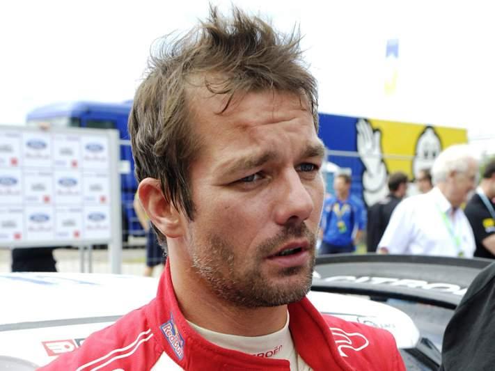Parente e Loeb acabam em 12º na corrida de Nogaro