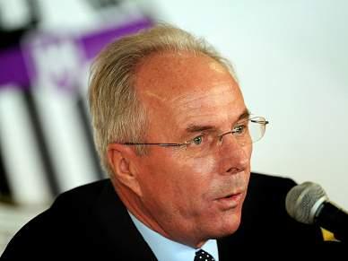 Sven-Goran Eriksson demitiu-se do cargo de director do Notts County