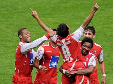 Braga vence de forma incontestável ao V. Setúbal