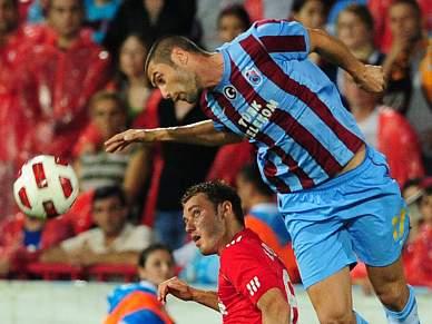Trabzonspor já está em Portugal