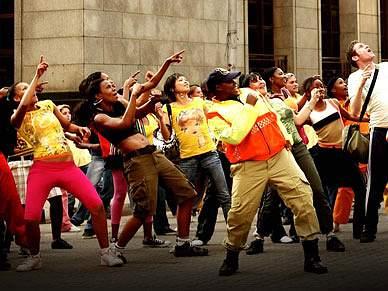 Embaixada sul-africana promove Diski Dance