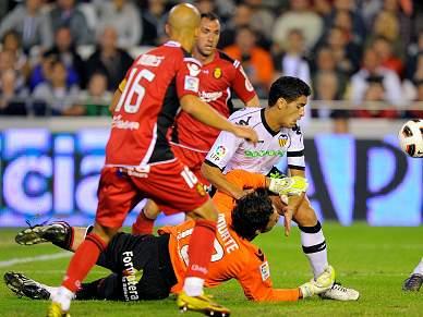 Maiorca vence Valência por 2-1