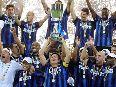 Inter conquista Supertaça
