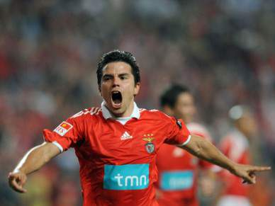 «A minha ideia é continuar no Benfica»