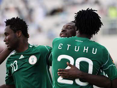 Nigéria sofre para vencer Benin