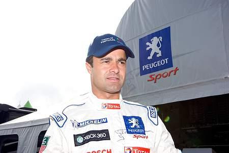 Pedro Lamy no 24 Horas de Le Mans e Francorchamps