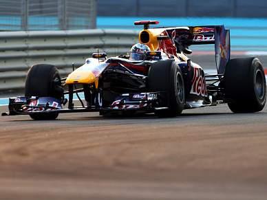 Vettel e Hamilton na primeira linha da grelha de partida
