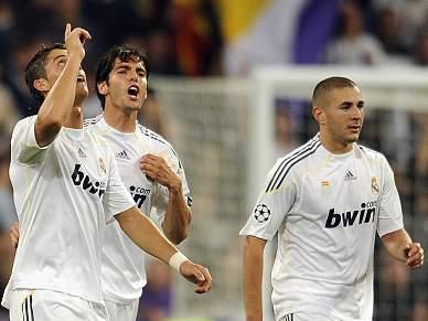 Real Madrid joga particular em Tirana