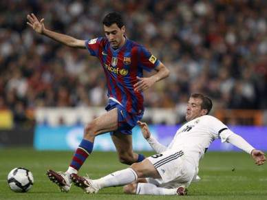Real Madrid demarca-se do caso Busquets