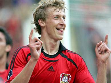Kiessling renova com o Bayer Leverkusen