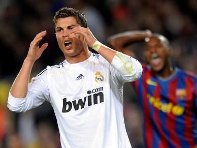 Jogo Real Madrid - Barcelona esgotado