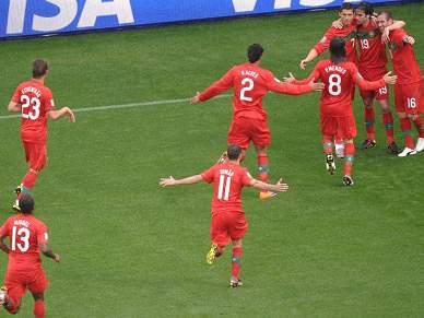 Vitória portuguesa largamente destacada na imprensa europeia