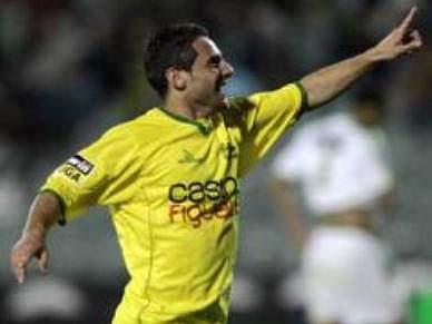 Marinho quer repetir golos e vitórias passadas em Setúbal