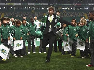 Domingos dá «novo ânimo» diz Godinho Lopes