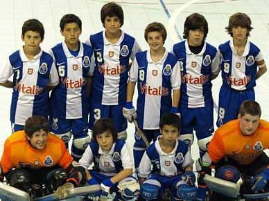 FC Porto festeja títulos em três escalões das distritais