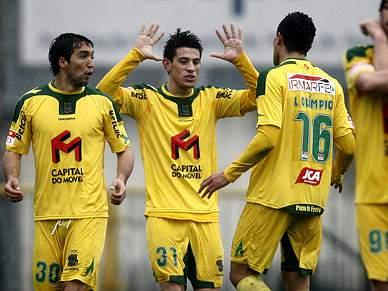 Paços de Ferreira goleia Seia por 8-0