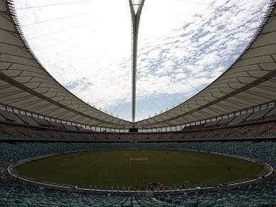 Moses Mabhida, o estádio da