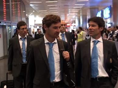 FC Porto já está em Istambul