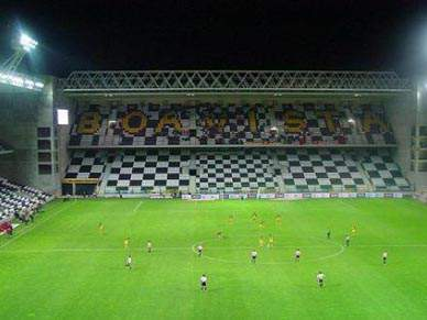 Boavista satisfeito com decisão do TAC de Lisboa