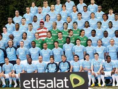 Manchester City com Rooney, Torres, Drogba e Wally?
