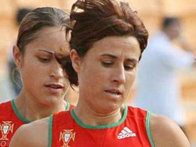 Fernanda Ribeiro quarta classificada em Melbourne