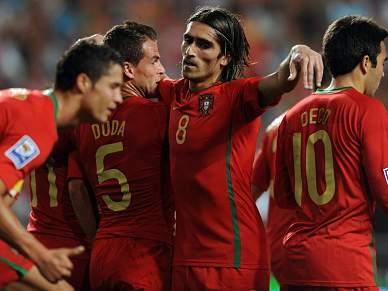 Bilhetes com preços acessíveis para Portugal-Bósnia