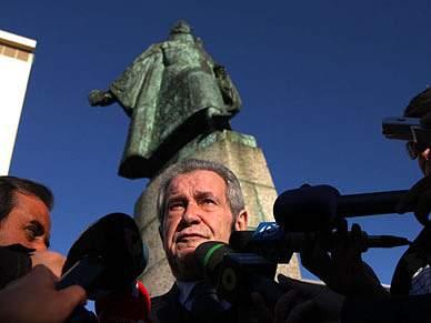Gilberto Madaíl confirma Paulo Bento