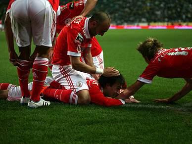 Benfica iguala