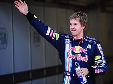 Vettel vence em Suzuka