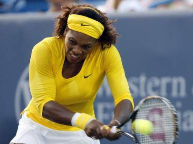 Serena Williams não defende título