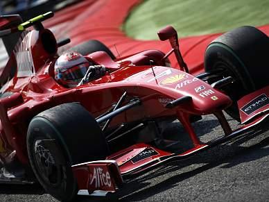 Räikkönen coloca futuro na F1 em dúvida
