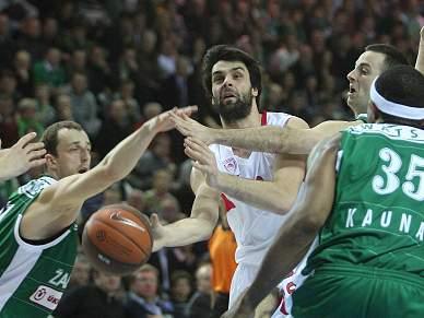 Milos Teodosic eleito o melhor jogador europeu de 2010