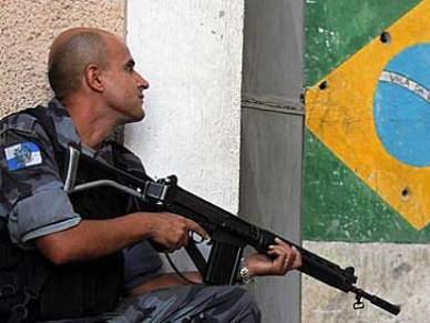 COI confiante na segurança dos Jogos no Rio de Janeiro