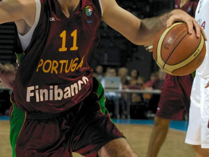 Portugal perde em casa com Bielorrússia