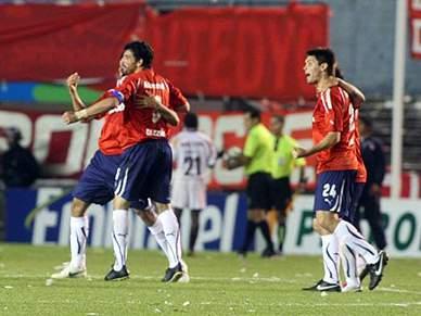 Independiente conquista troféu pela primeira vez