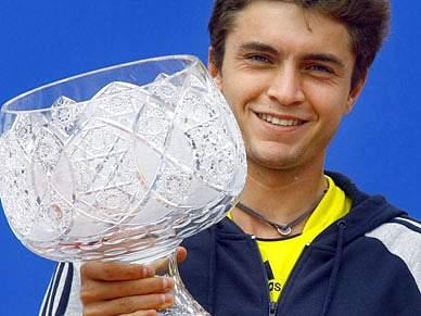 Gilles Simon vence primeiro troféu da época