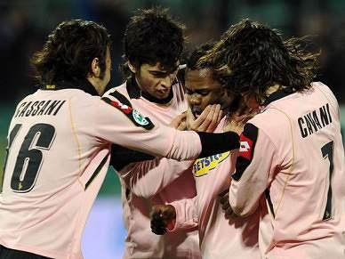 Génova perde em Palermo 1-0