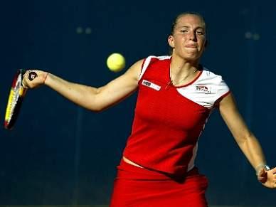 Magali de Lattre nas meias-finais do Cantanhede Ladies Open