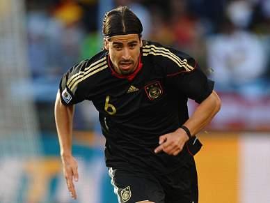 Kedhira a caminho do Real Madrid