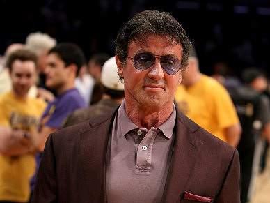 Stallone entra para o 'Hall of Fame'