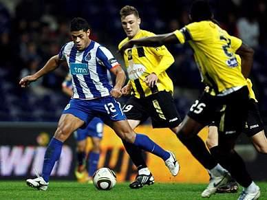 Beira-Mar testa força do líder FC Porto