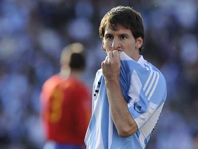 Messi quer acabar época com vitória na Copa América