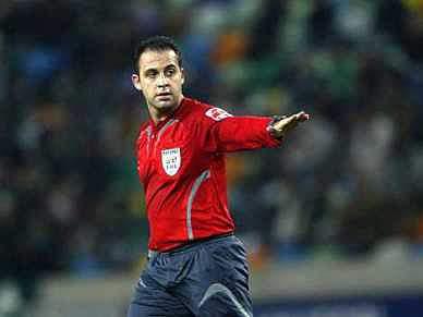 UEFA nomeia Duarte Gomes