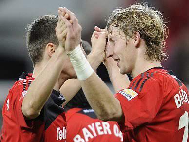 Mainz e Bayer fecham ronda com vitórias