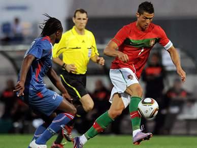 Empate em Portugal leva Chile a convidar Cabo Verde para jogo de preparação