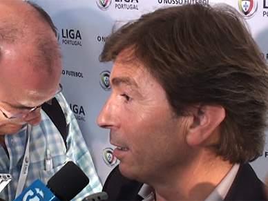 Presidente confirma saída de Rui Vitória para o Guimarães