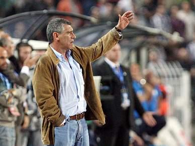 Fernando Santos leva PAOK à