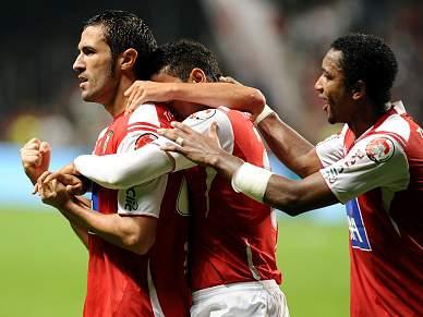 Sporting de Braga é a equipa mais controlada nas 10 primeiras jornadas