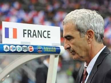 """Domenech diz que boicote dos jogadores é """"estupidez sem nome"""""""