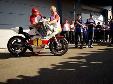 Estoril recebe lendas do Motociclismo